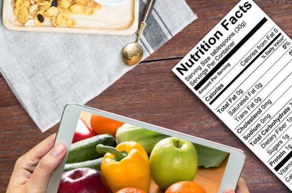ANÁLISIS PARA INFORMACIÓN NUTRICIONAL